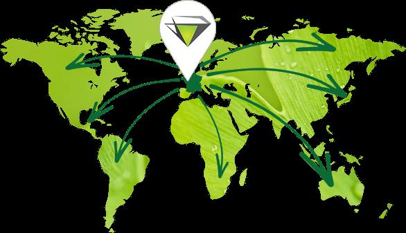 Distribution network | Manghebati